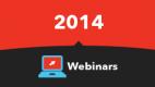 2014 Webinars
