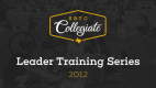 Leader Training Series