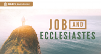 Job and Ecclesiastes Lesson 1: THE TESTING OF JOB'S FAITH