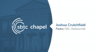 Joshua Crutchfield | August 2019