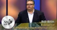 Bill Britt Sermon