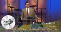 Hearb Reavis Jr. Sermon