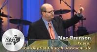 Mac Brunson Sermon