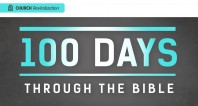 Bible in 100 Days Lesson 1: God the Creator