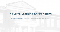 Special Needs Ministry | Inclusive Learning Environment
