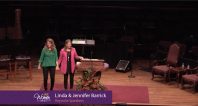 Session 1: Linda & Jennifer Barrick