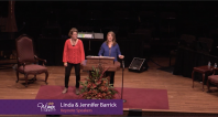 Session 2: Linda & Jennifer Barrick