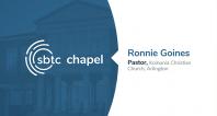 Ronnie Goines   February 2019