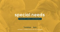 Special Needs Ministry Zoom Call - 11.2.20