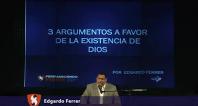 Tres argumentos a favor de la existencia de Dios