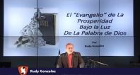 El evangelio de la prosperidad bajo la luz de la Palabra de Dios