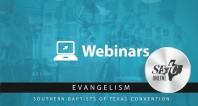 Evangelism Webinar pt 1