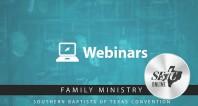 Family Ministry Webinar pt 1