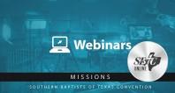 Missions Webinars pt 1