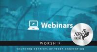 Worship Webinar pt 1