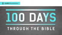 Bible in 100 Days (15 week series)