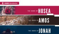 Hosea/Amos/Jonah (11 week series)