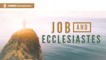 Job/Ecclesiastes (13 week series)
