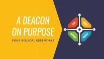 A Deacon on Purpose